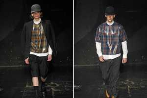 Qasimi Fall/Winter 2012 Showcases Traditional Patterns in a New Way