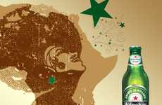 Brew Brand Art Contests - Heineken Art Competition Celebrates Black History Month