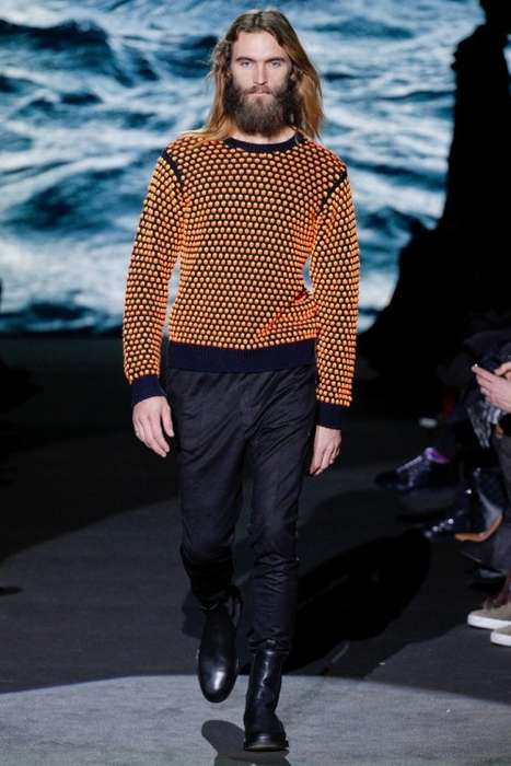 Paul Smith FW 12