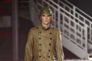 The John Galliano FW 12 Collection Plays on Both Sides