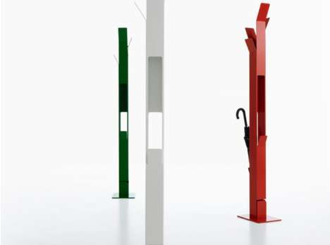 Matcbox Coat Rack