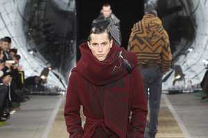 The Louis Vuitton Fall/Winter 2012 Line is for Worldly Gentlemen