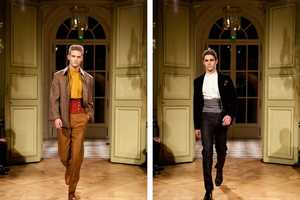 The Arnys Fall/Winter 2012 Collection Offers Elegant Style