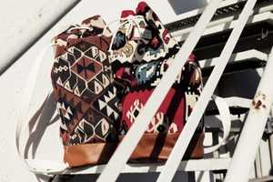 The Kilim Project Uses Old Rugs to Make Fashionable Bags