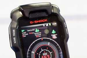 The G-Shock Phone is Built a Variety of Devastating Damage