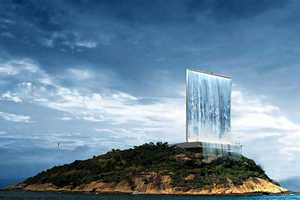The Olympic Tower 2016 is a Structure One Would See in Heaven
