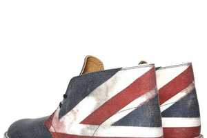 The Clarks Punk Edition Kicks Pay Tribute to Emerging English Music