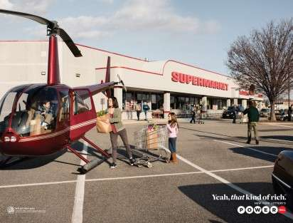 Helicopter Errand Ads