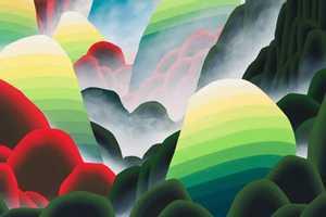 Adam Sorensen's Artwork is Inspired by Japanese Woodblock Prints