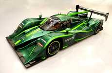 Eco-Conscious Racecars