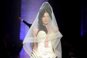 The Jean Paul Gaultier Spring 2012 Couture Show Honors Amy Winehouse