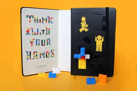 LEGO x Moleskine