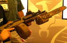 Zombie-Fighting Assault Rifles