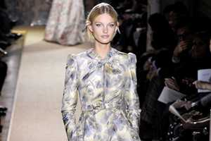 The Valentino Spring 2012 Couture Collection is Farm-Chic