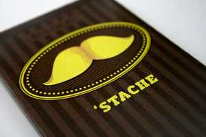 'Stache Chocolate' by Jenn Sager is Manly