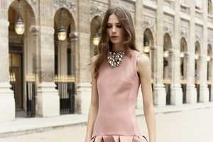 The Dior Pre-Fall 2012 Collection is Accessible and Parisian-Chic