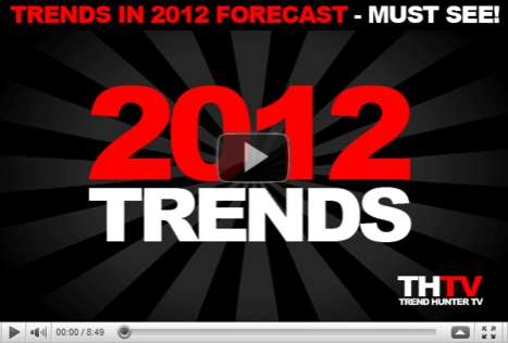 Top 20 Trends in 2012 - 2012 Consumer Trends Forecast by Trend Hunter