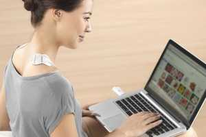 OSIM uPixie Provides Wireless Comfort While on the Laptop