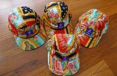Radiant Religious Hats - The SKULLS