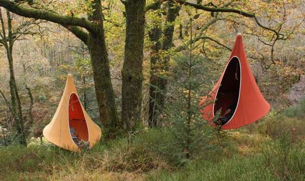 Avian Relaxation Pods
