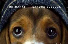 Canine Award Show Remixes - The Best Picture Dog Posters Make the Oscars More Interesting
