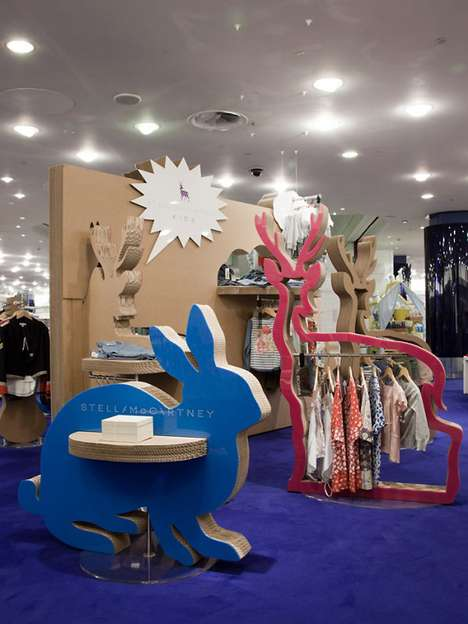 Stella McCartney Kids Pop-Up