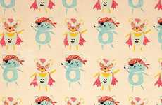 Playful Cartoon Patterns