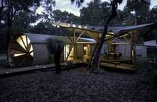 Simon Laws' 'Drew House' Offers Opulent Way to Enjoy Nature