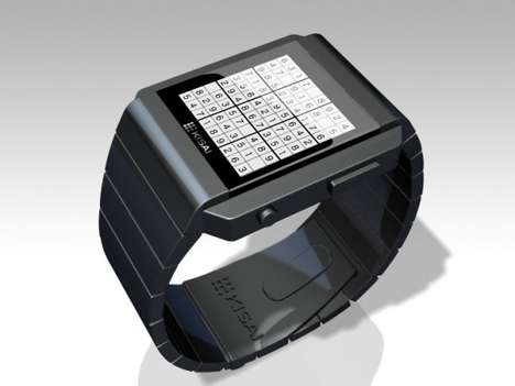 Sudoku Watch