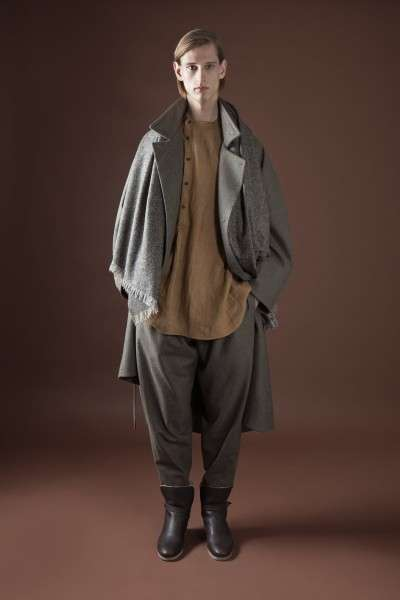 Christophe Lemaire Fall/Winter 2012