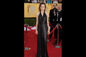 The 2012 Sag Awards Red Carpet was a Blackout