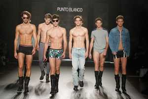 Punto Blanco's Latest Line Makes for One Revealing Collection