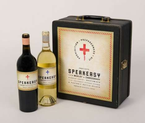 Speakeasy Prohibition Preparedness Kit