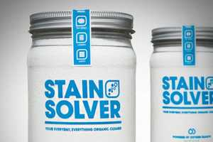 Stain Solver Takes on a Minimalistic Look and a Humorous Persona
