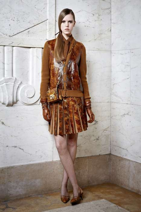 Ferragamo Pre-Fall 2012