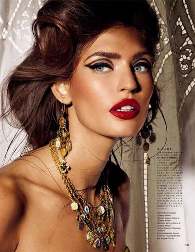 Vogue Nippon Beauty March 2012