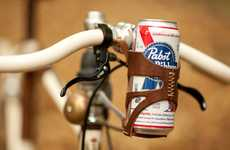 The Bicycle Can Cage Stores a Brew for the Road