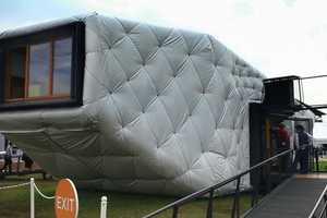 The CHIP House Generates Power and Looks Comfortable