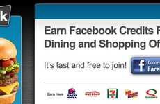 Social Network Shopping Rewards - Plink Integrates Facebook Credits and Real-Life Purchases