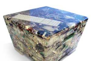 The 'N + ew: No More Electronic Waste' Project Makes Use of Tech Trash