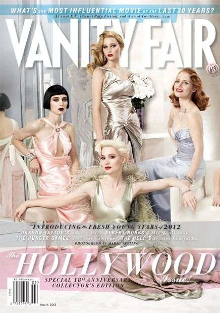 2012 Vanity Fair Hollywood Issue