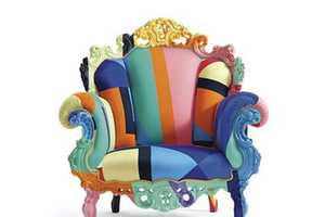 From Candy Colored Loungers to Sci-Fi Seating