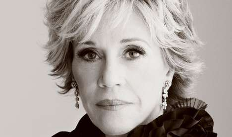 Jane Fonda TED Talk