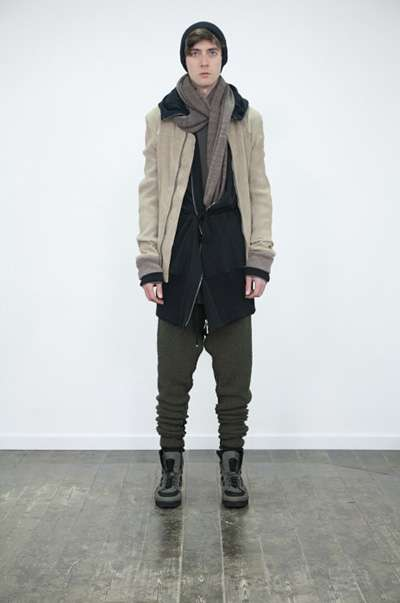 Daniel Andresen Fall Winter 2012