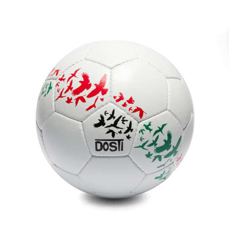 DOSTI soccer balls