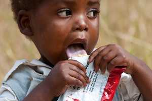 'Valid Nutrition' Pastes are Made Locally Where They Are Needed