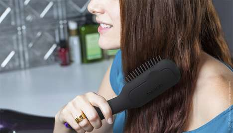Flair Hairbrush