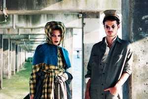 Nadya Wasylko Captures Costumed Russian Nomads
