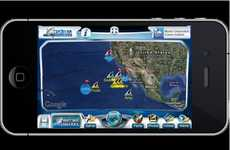 Ocean Tracking Apps