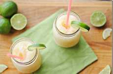 Ale-Soaked Fruity Drinks - These Skinny Beer-Garitas Combine the Awesome Power of Limes and Brewskis